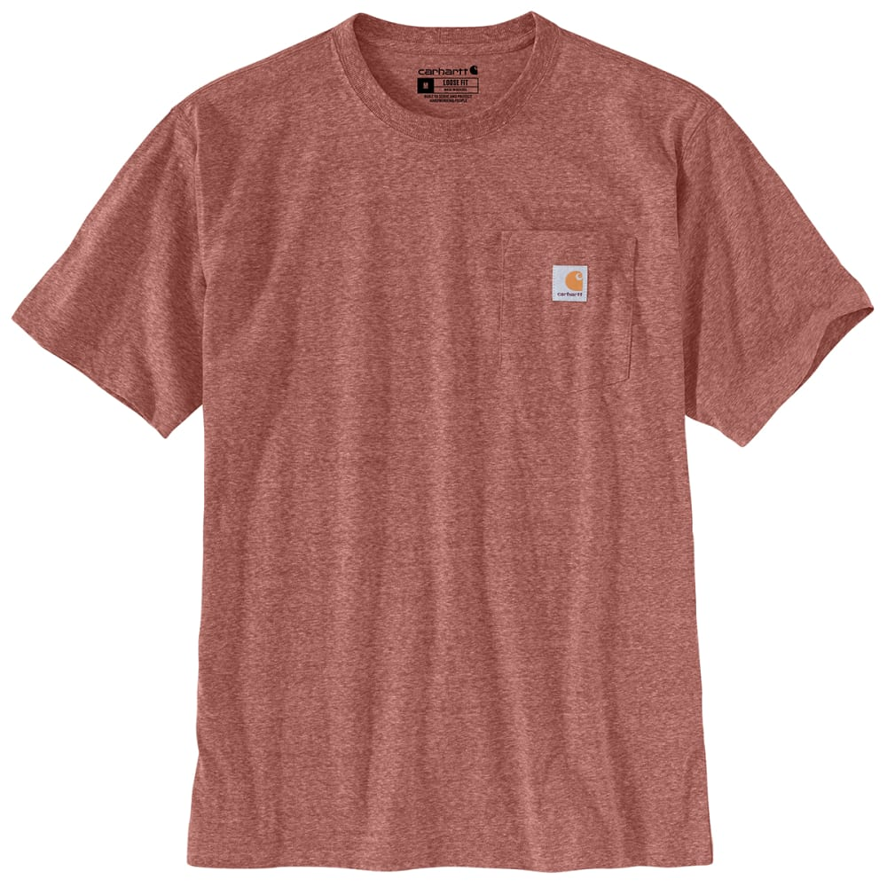 CARHARTT Men's K87 Workwear Pocket Short-Sleeve Shirt XXL