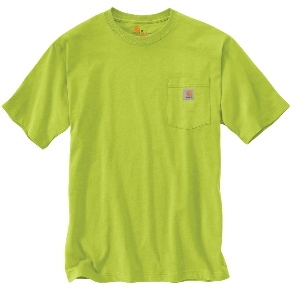 CARHARTT Men's Workwear Pocket Short-Sleeve Shirt XL