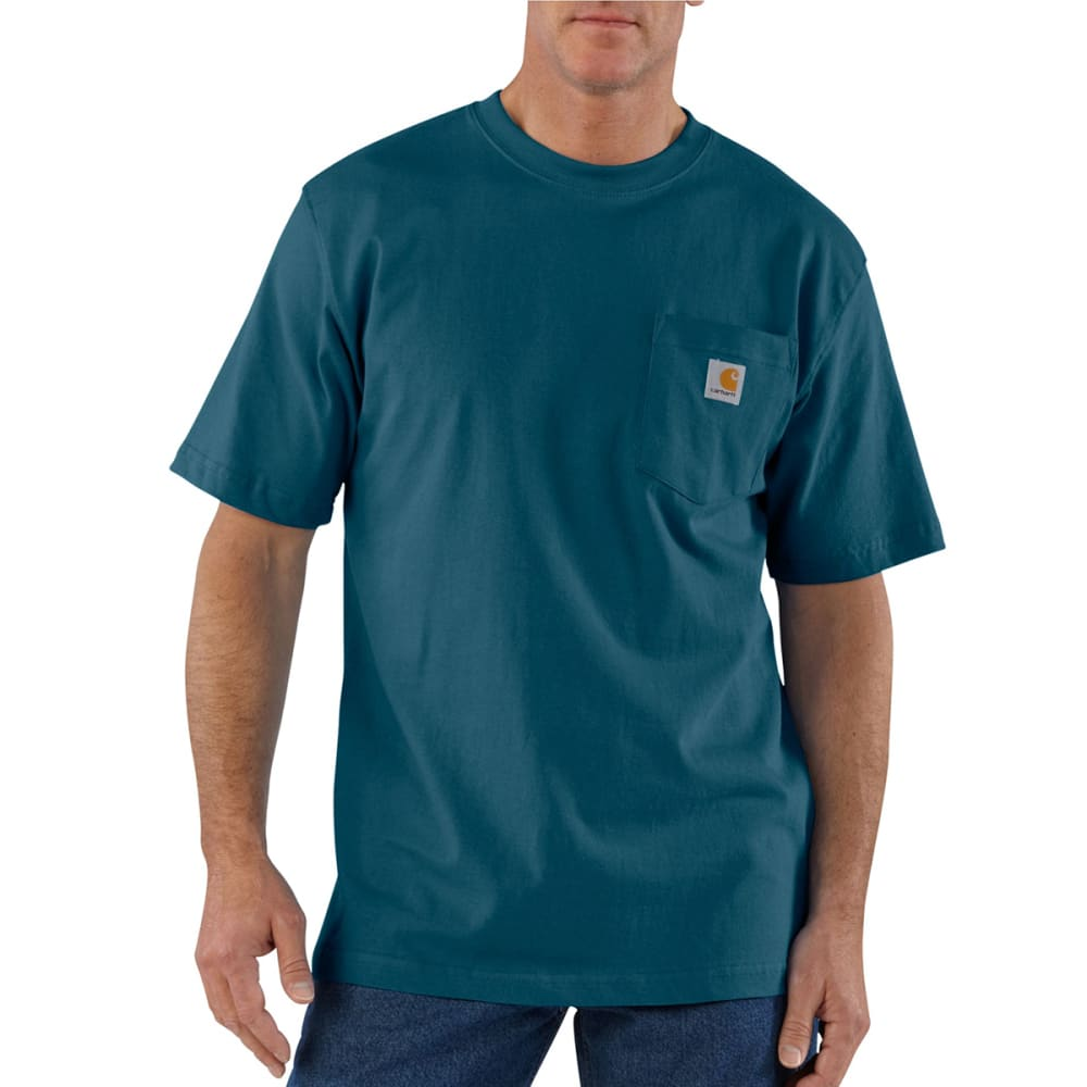 CARHARTT Men's Workwear Pocket Short-Sleeve Shirt XL