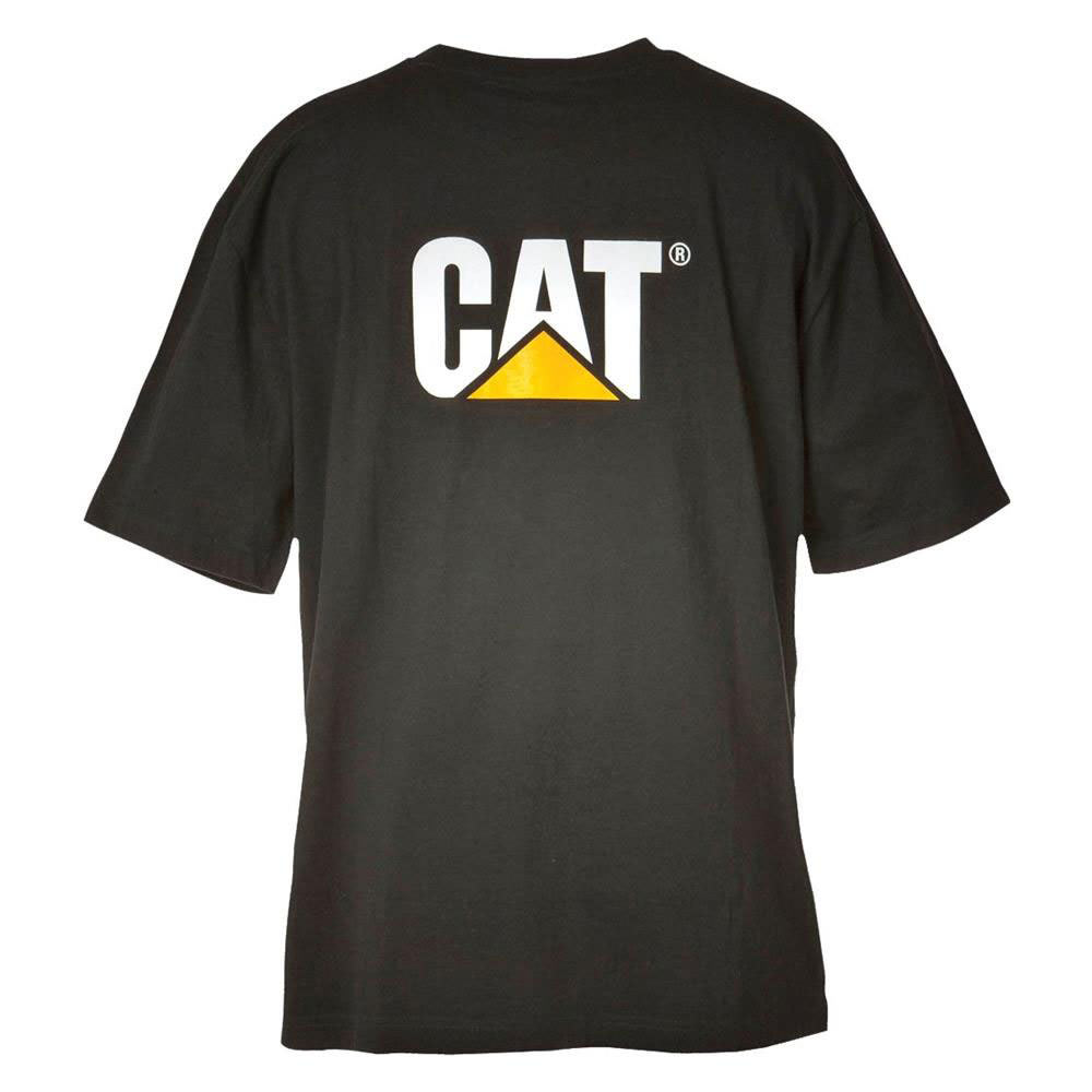 CAT Men's Trademark Tee - BLACK 016