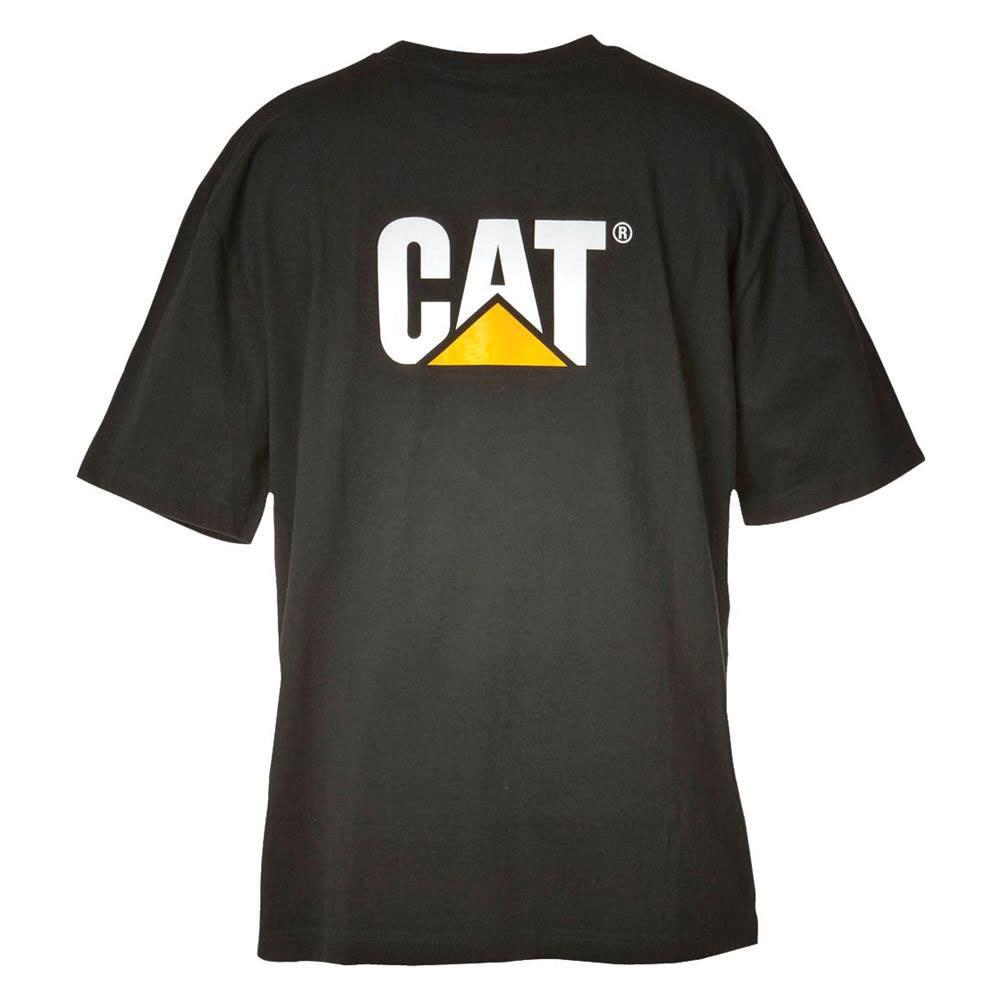 CAT Men's Trademark Tee - BLACK 016