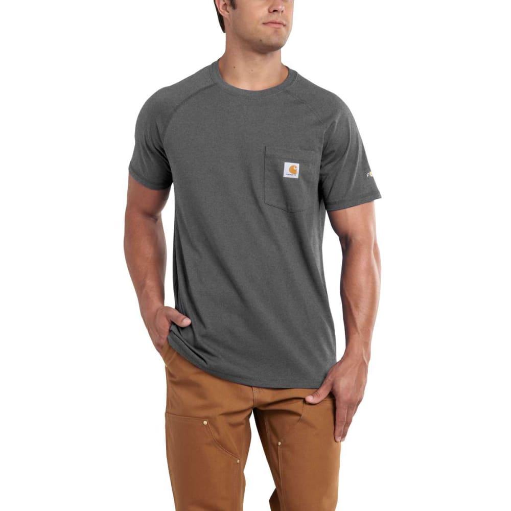CARHARTT Men's Carhartt Force® Tee - CARB HTR 100410