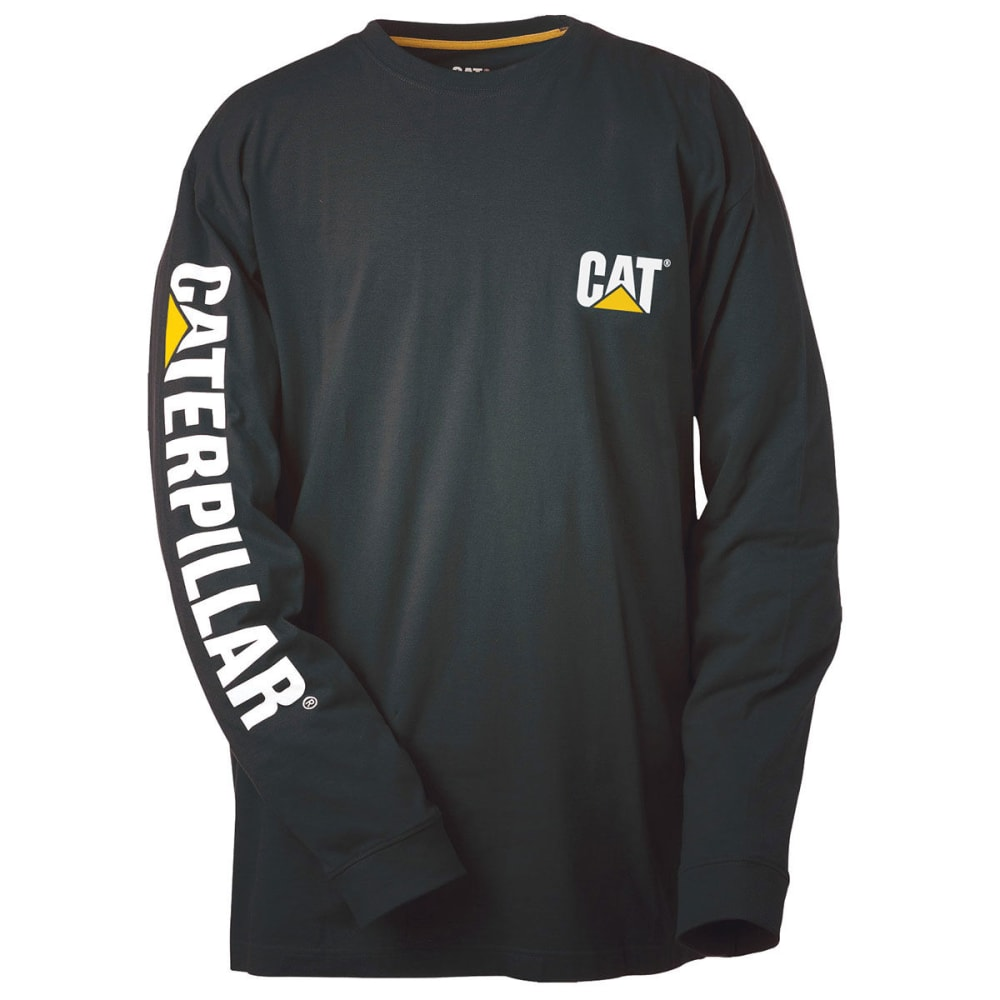 CAT Men's Trademark Banner Tee M