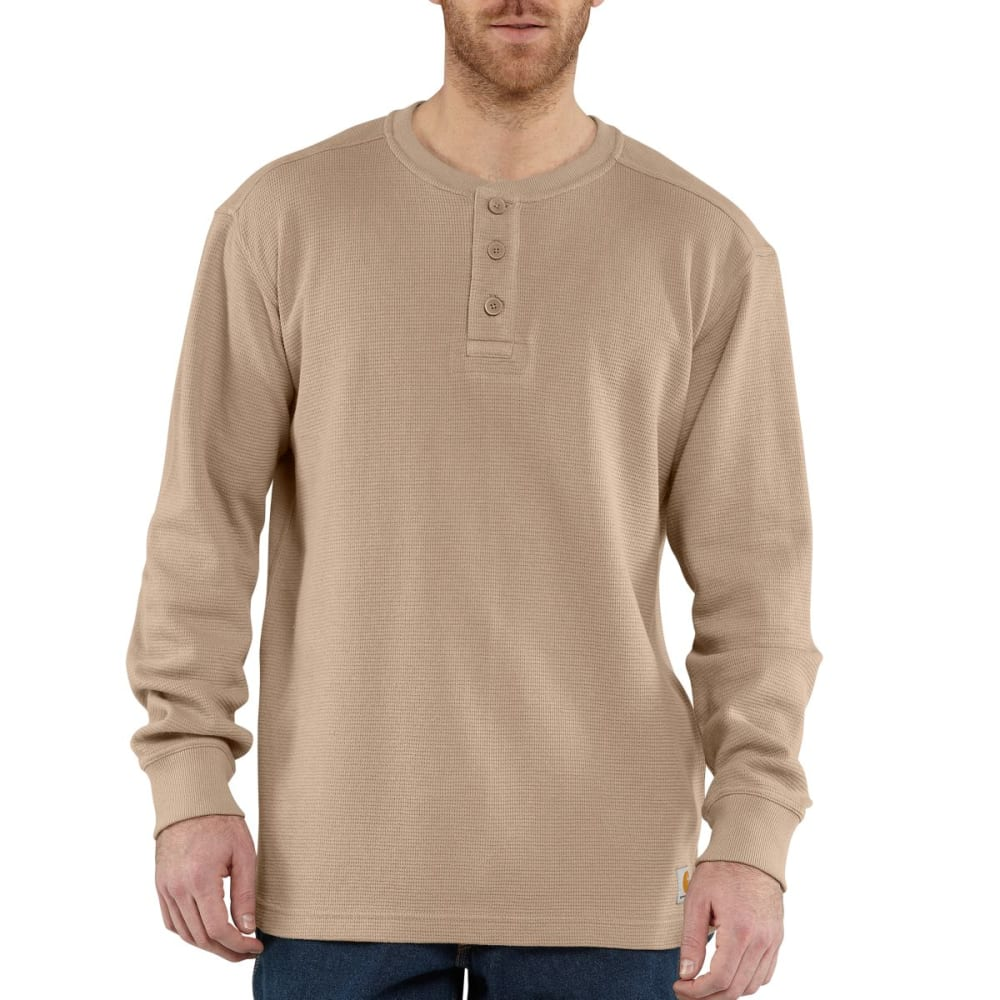 Carhartt Men's Textured Knit Henley