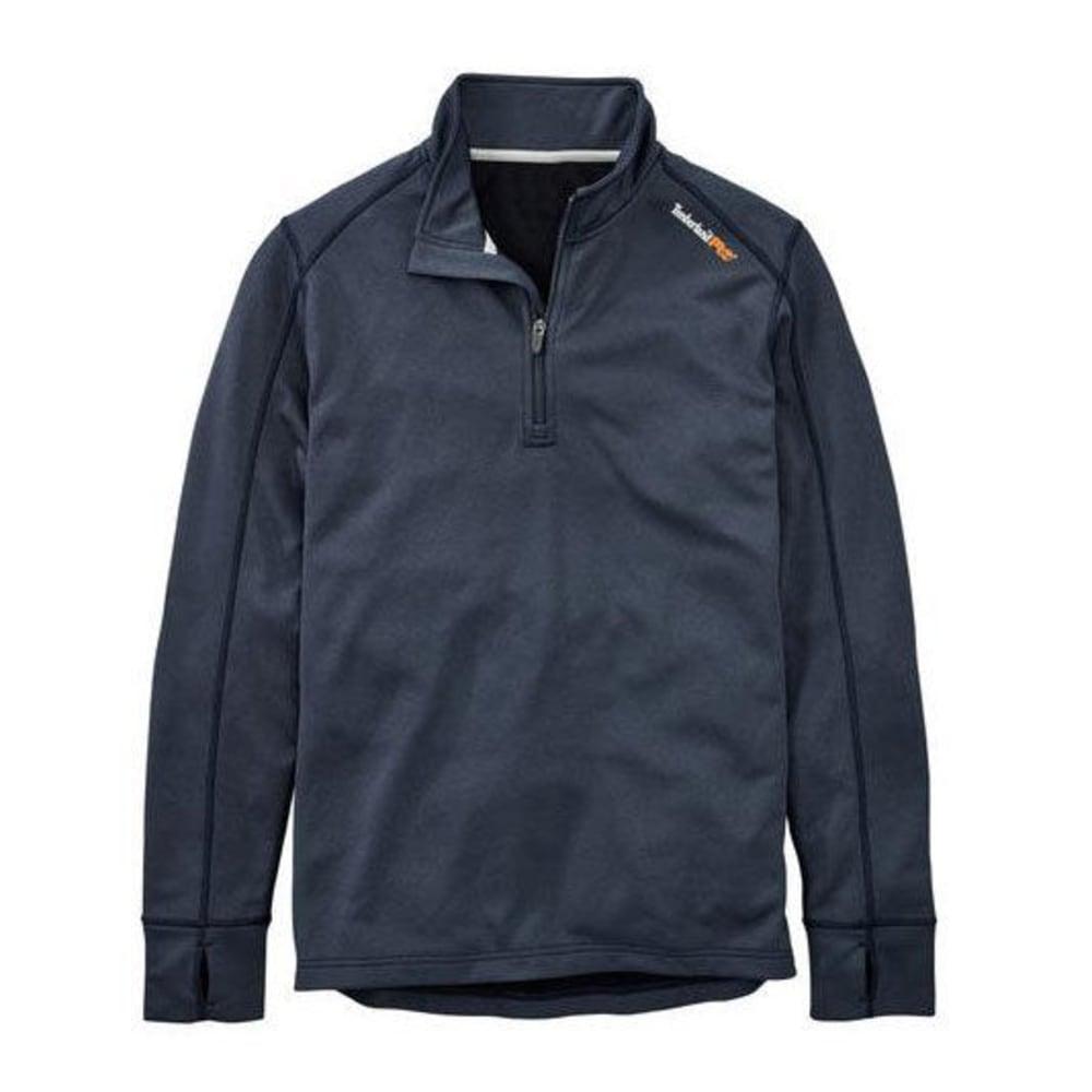 TIMBERLAND PRO Men's Understory Quarter Zip Fleece Shirt S