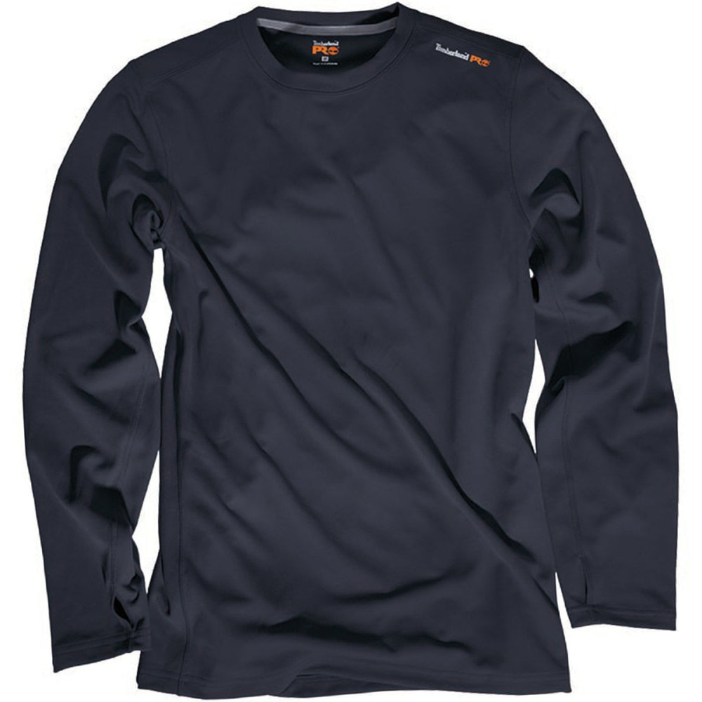 TIMBERLAND PRO Men's Wicking Good Long Sleeve Tee Shirt - DARK NAVY