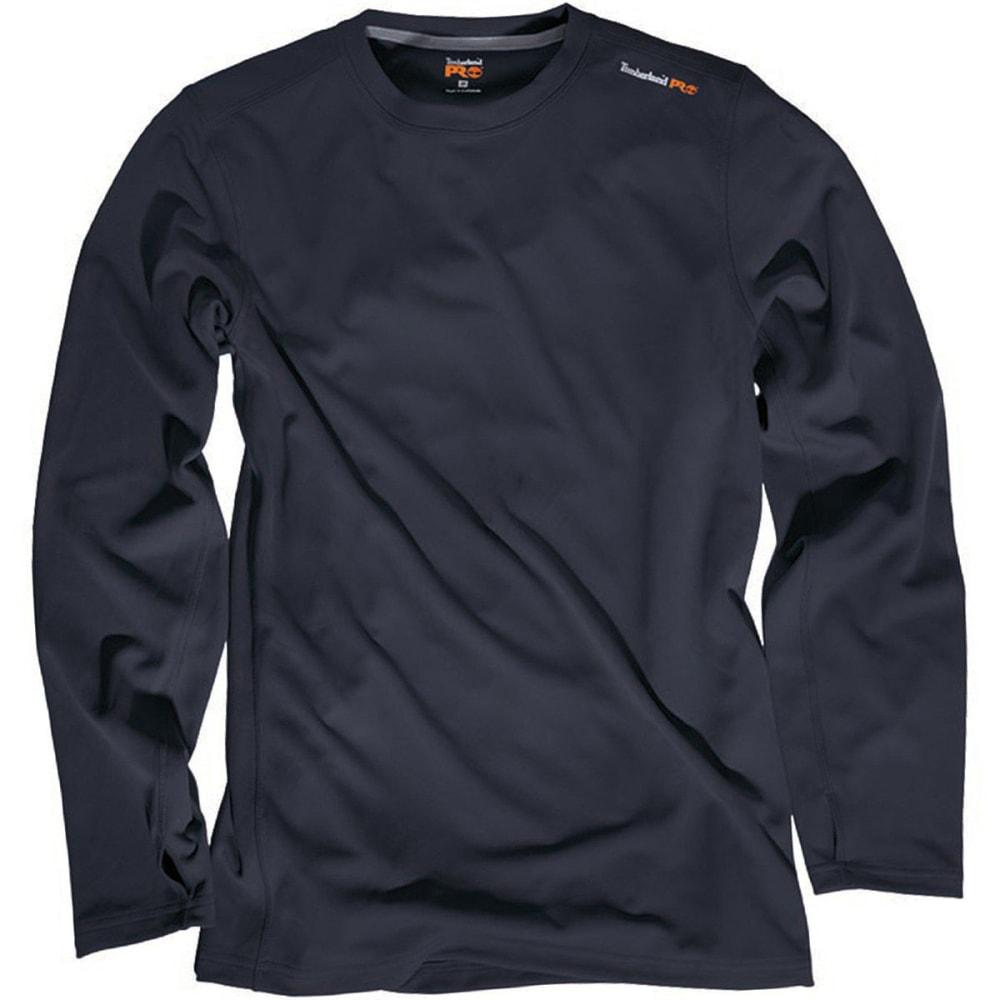 TIMBERLAND PRO Men's Wicking Good Long Sleeve Tee Shirt - DARK NAVY