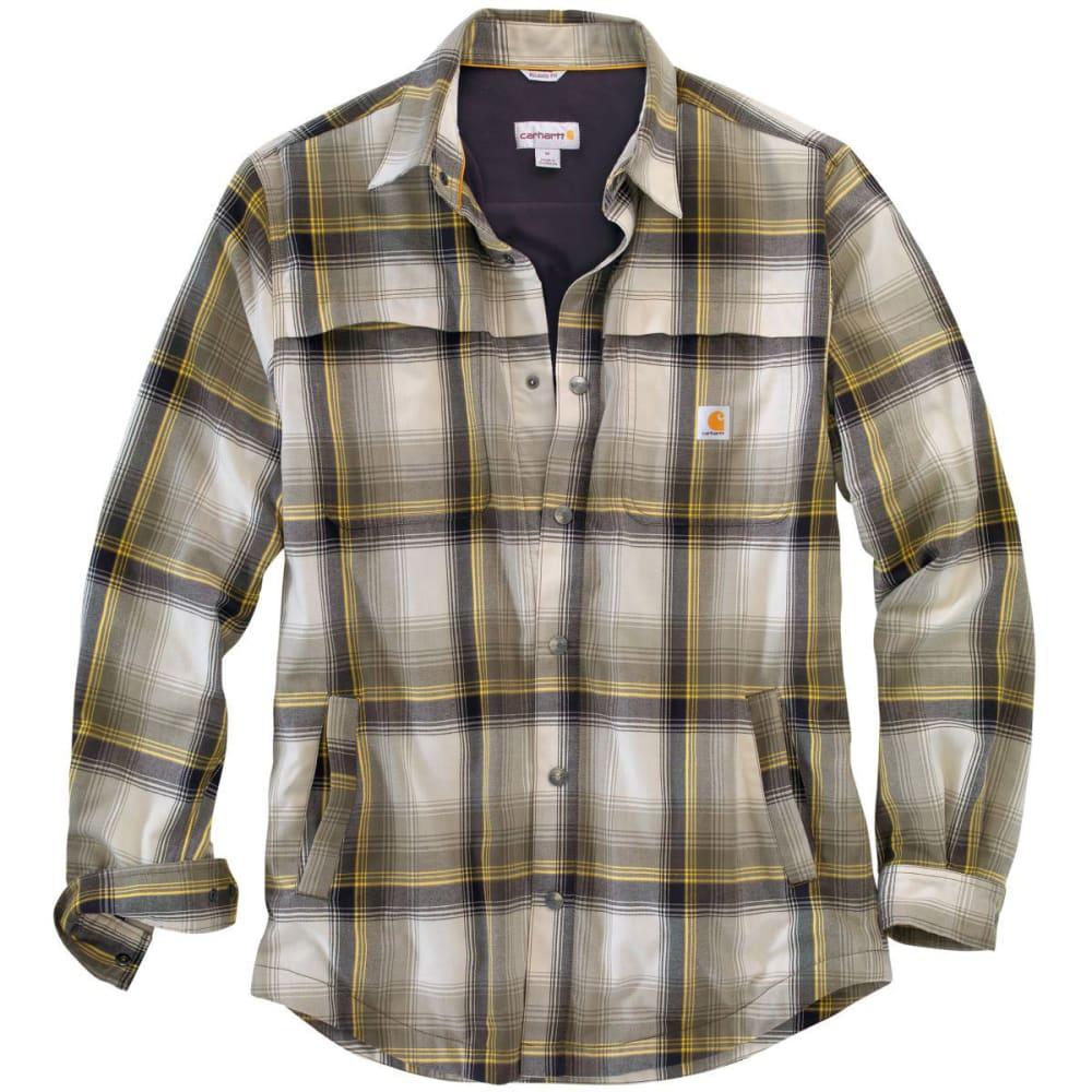 CARHARTT Men's Force® Reydell Long-Sleeve Shirt - MOSS