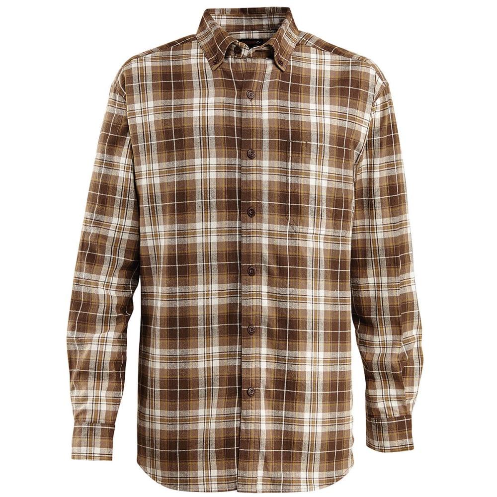 WOLVERINE Men's Rogan Long Sleeve Flannel Shirt M
