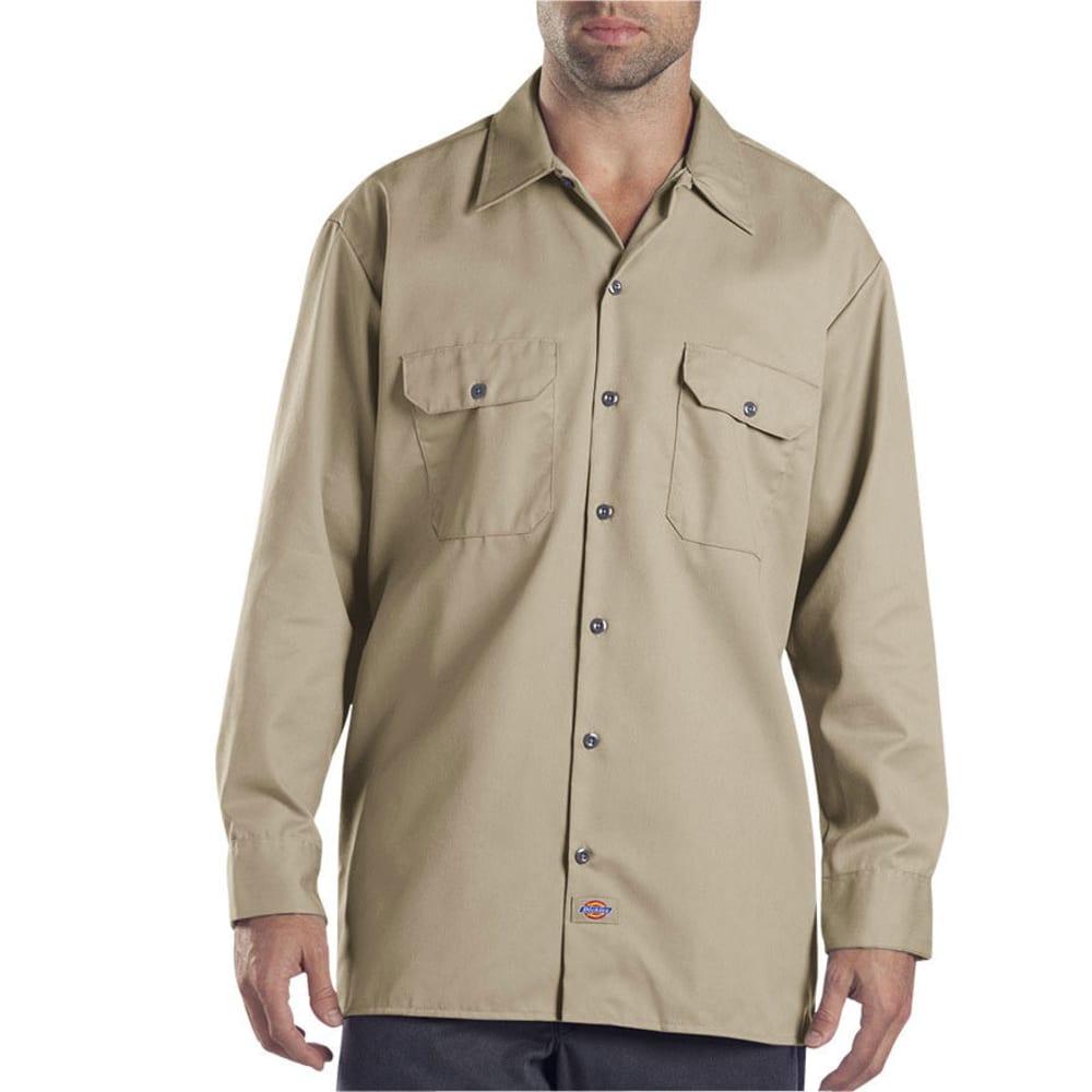 DICKIES Men's Work Shirt M