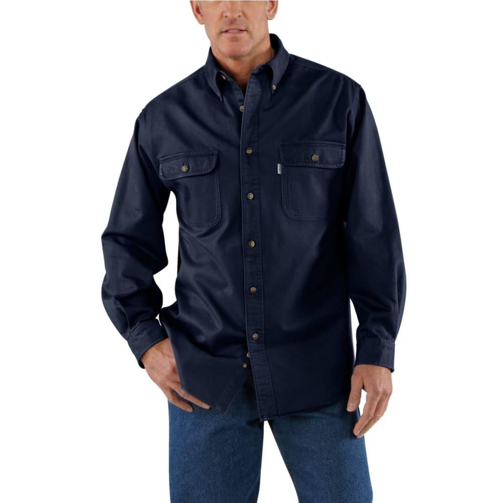 CARHARTT Men's Sandstone Twill Shirt M