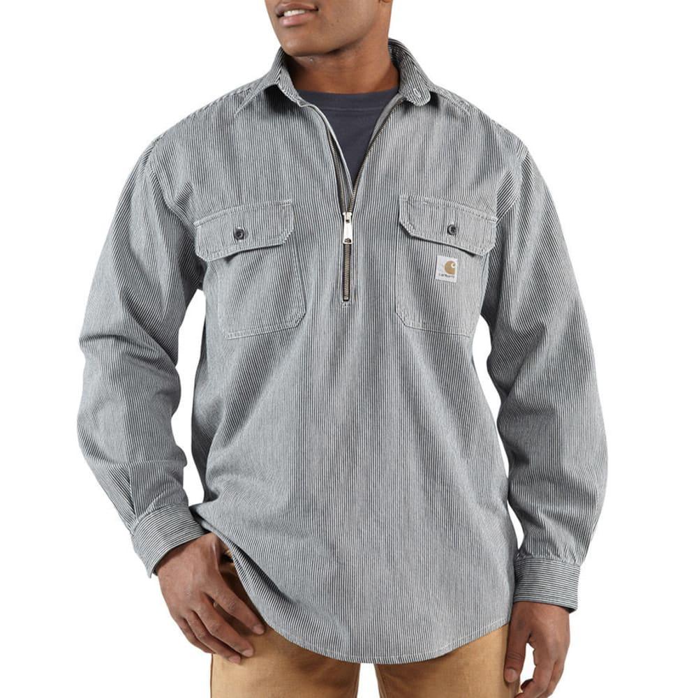 CARHARTT Men's Hickory Stripe Shirt - HICKORY STRIPE