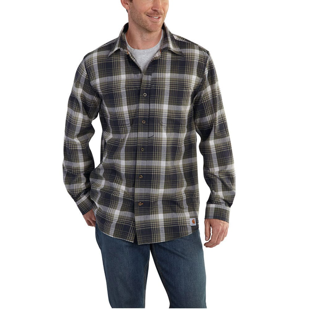 CARHARTT Men's Force Reydell Shirt - MOSS