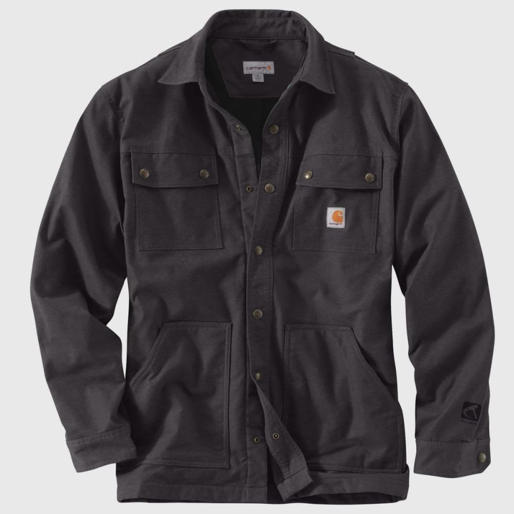 CARHARTT Men's Full Swing Cryder Shirt Jacket - SHADOW