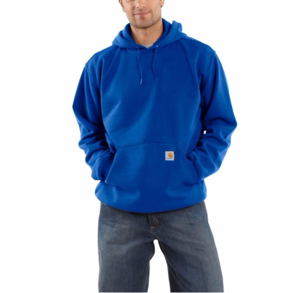 CARHARTT Men's Midweight Hooded Pullover Sweatshirt - NAVY