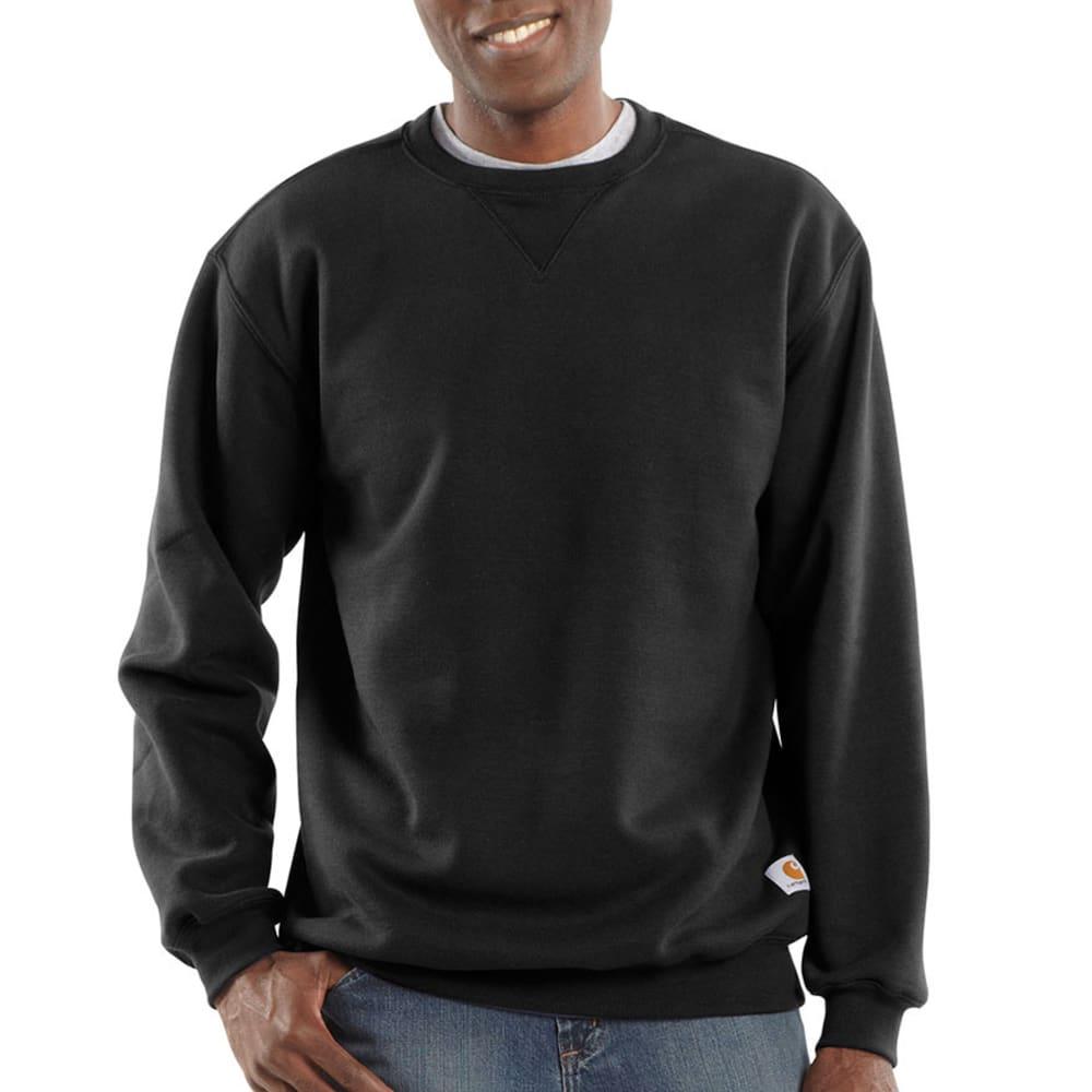 CARHARTT Men's Crewneck Sweatshirt - BLACK