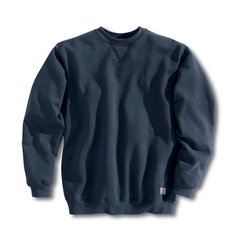 CARHARTT Men's Crewneck Sweatshirt - NEW NAVY