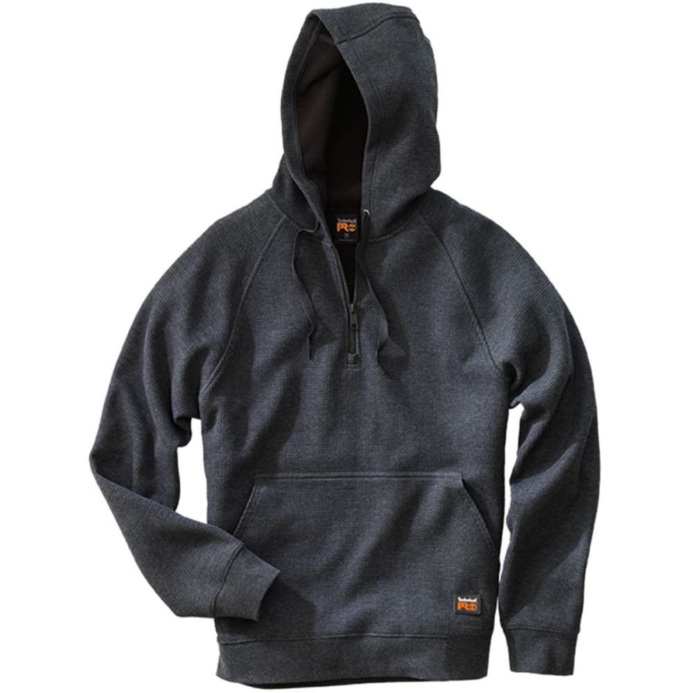 TIMBERLAND PRO Men's Downdraft Thermal Hoodie - CHARCOAL