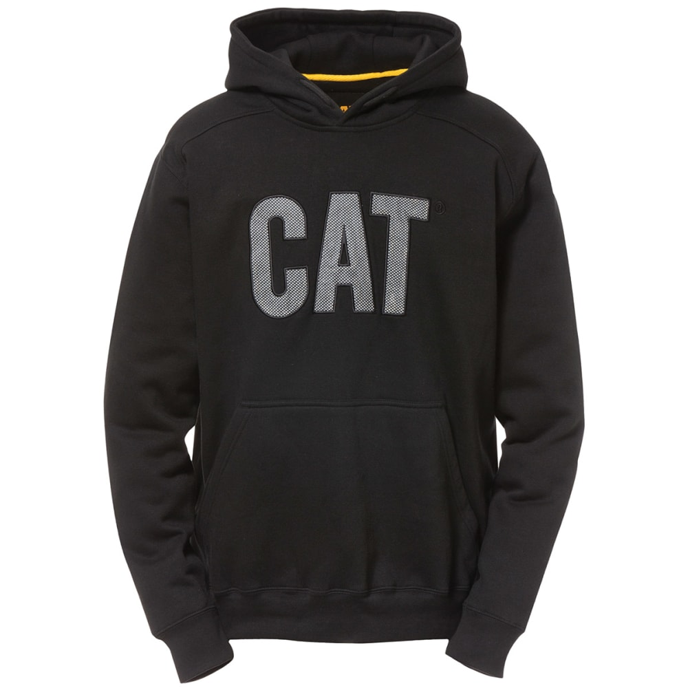 CAT Men's Contour Pullover - 016 BLACK