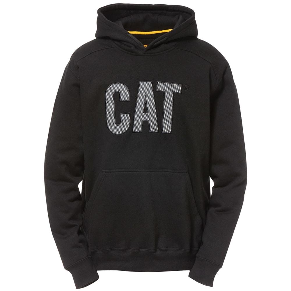 CAT Men's Contour Pullover - 016 BLACK