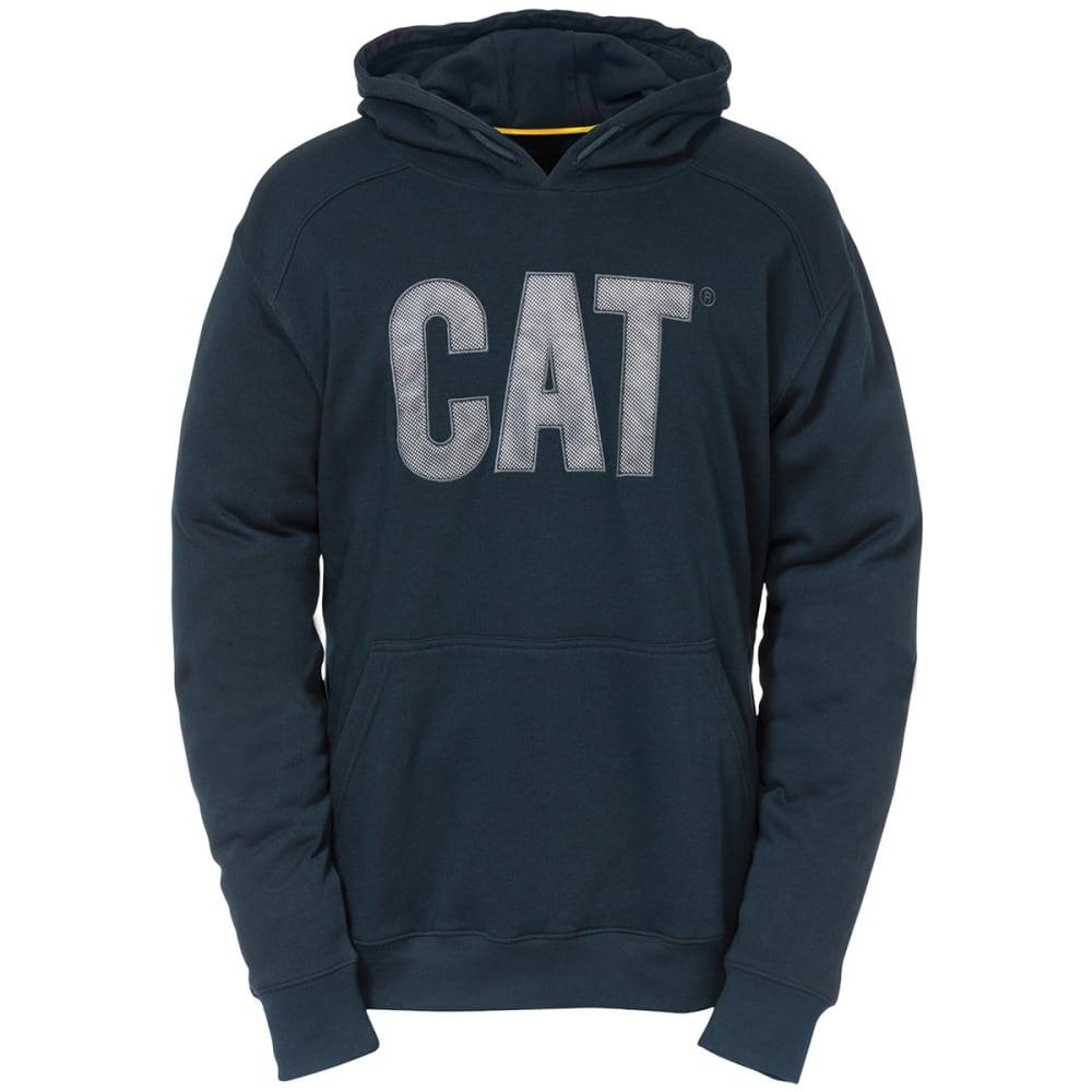 CAT Men's Contour Pullover - 10378 DK MARINE
