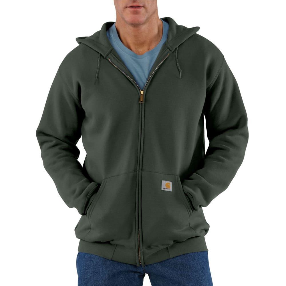 CARHARTT Men's Hooded Sweatshirt - DROP OLIVE