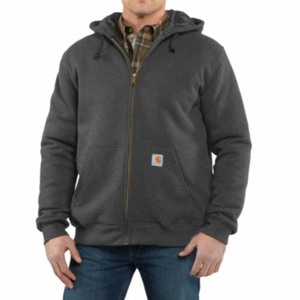 Carhartt Men's 3-Season Midweight Sweatshirt - Black, M