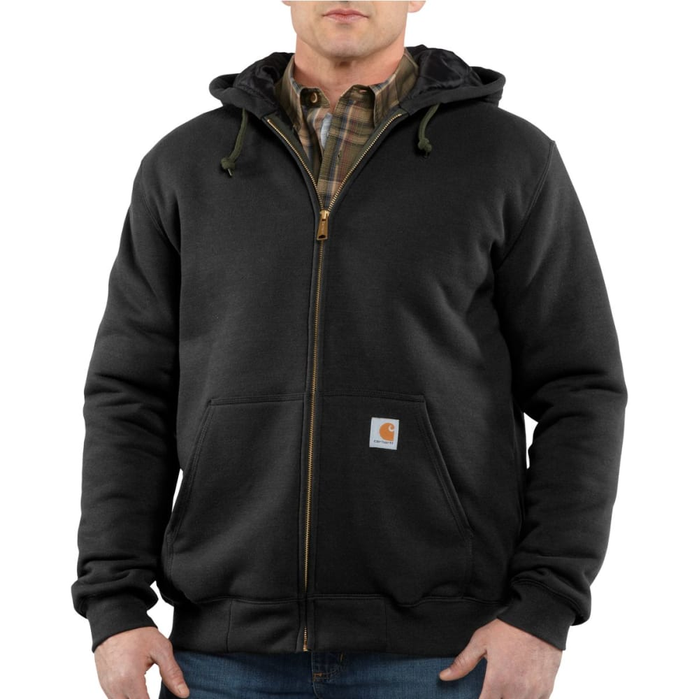 CARHARTT Men's 3-Season Midweight Sweatshirt - BLACK 001