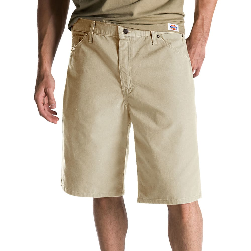 DICKIES Relaxed Fit Ripstop Carpenter Shorts 32