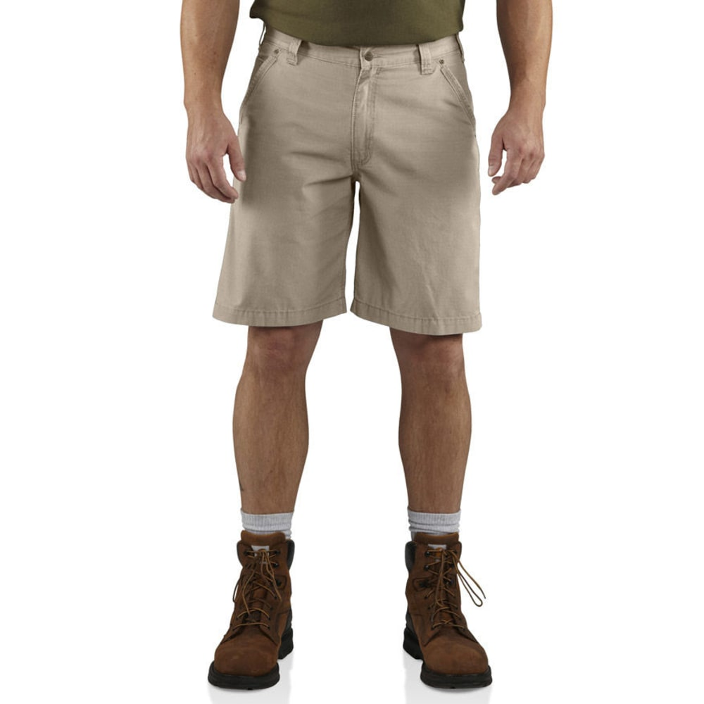 Carhartt Men's Tacoma Ripstop Shorts - Brown, 32