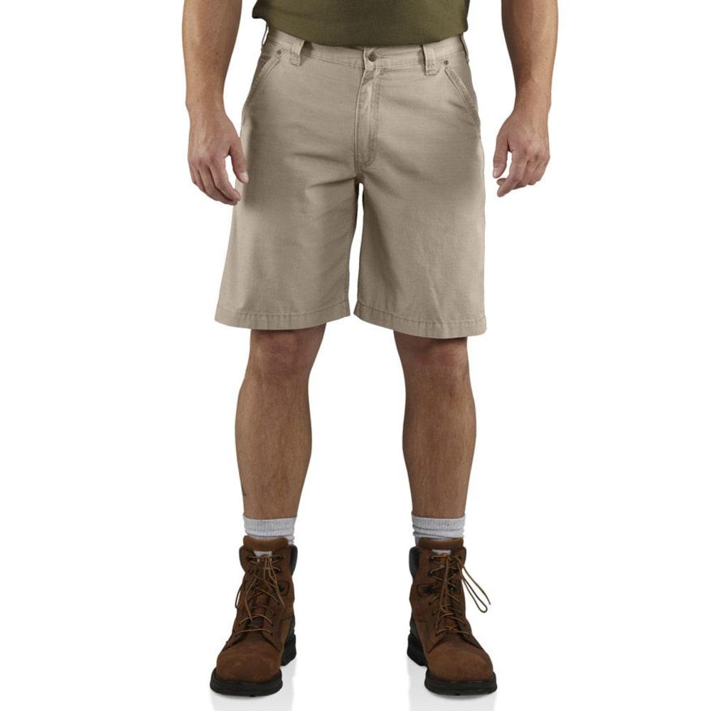 CARHARTT Men's Tacoma Ripstop Shorts - TAN 232