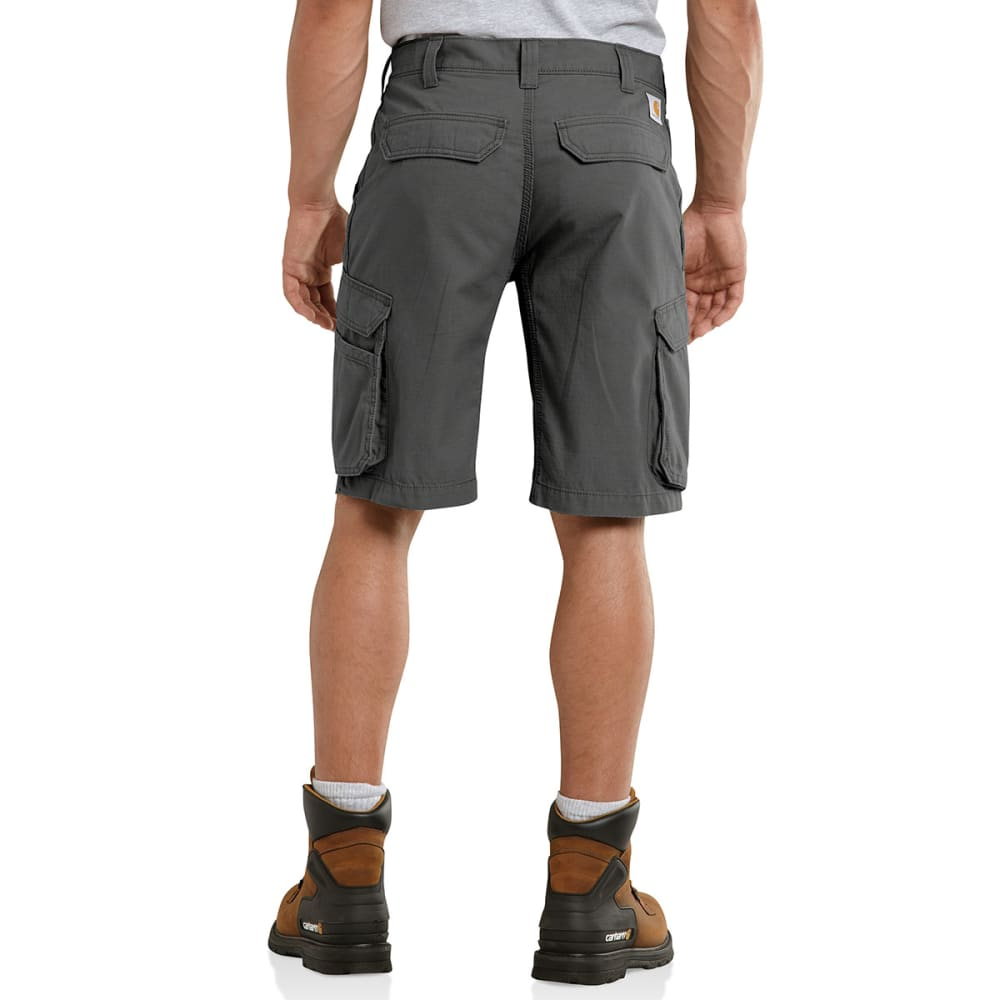 CARHARTT Men's Force Tappen Cargo Shorts - GRAVEL 039