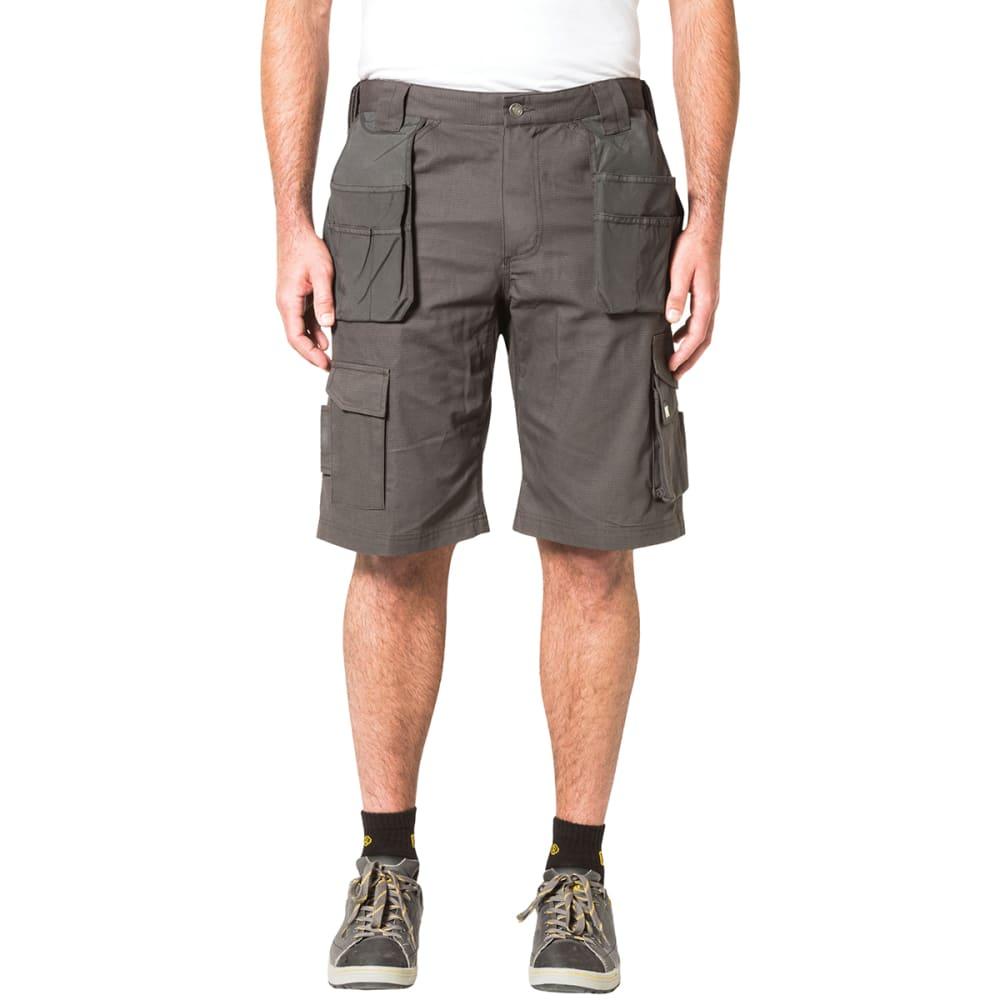 CAT Men's DL Trademark Shorts - GRAPHITE