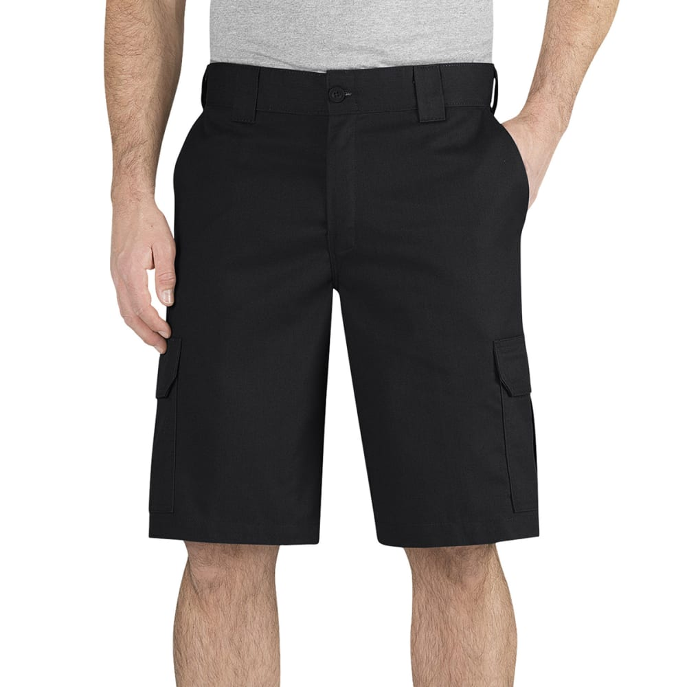 DICKIES Men's 11 in. Regular Fit Cargo Shorts 30