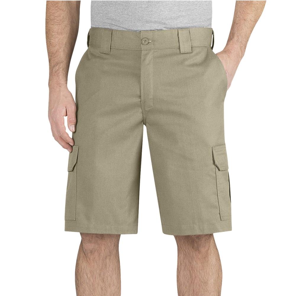 DICKIES Men's 11 in. Regular Fit Cargo Shorts 32