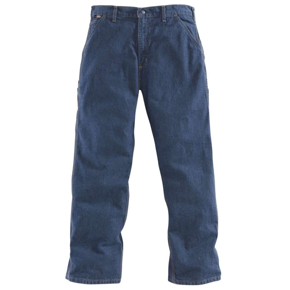 CARHARTT Men's Flame-Resistant Denim Pants 30/30
