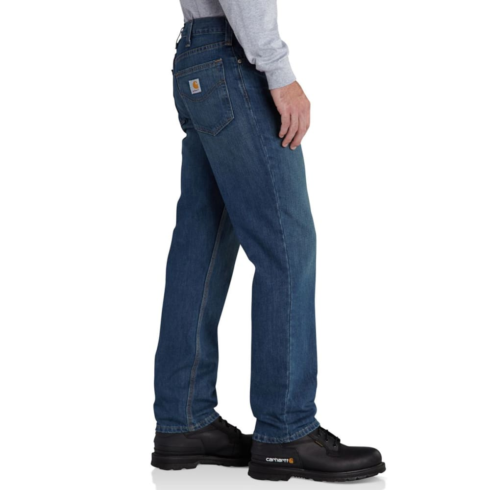 CARHARTT Men's Elton Straight Fit Jeans - TRLBLAZER30