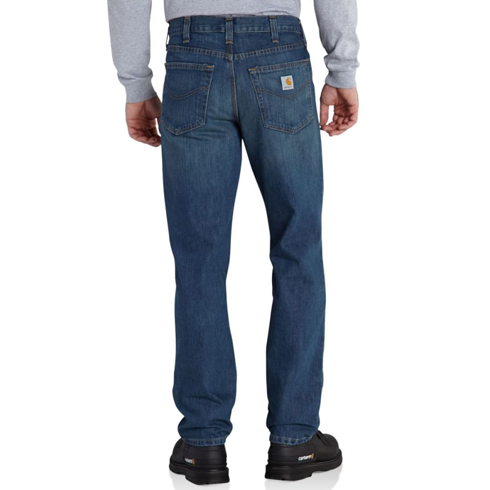 CARHARTT Men's Elton Straight Fit Jeans - TRLBLAZER30