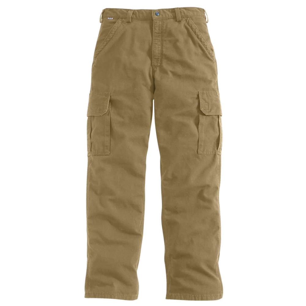 CARHARTT Men's Flame Resistant Canvas Cargo Pants 35/30