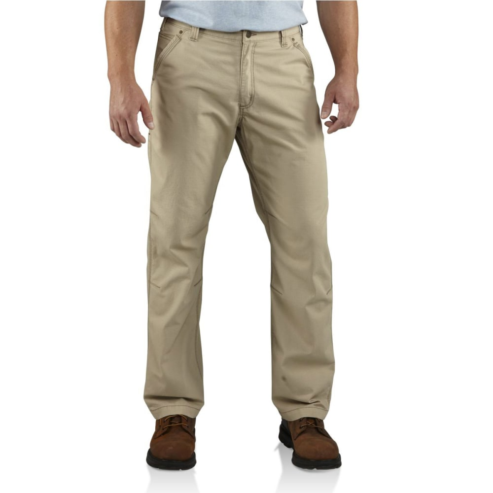 Carhartt Men's Tacoma Ripstop Pants, 32 In. - Brown, 44/30