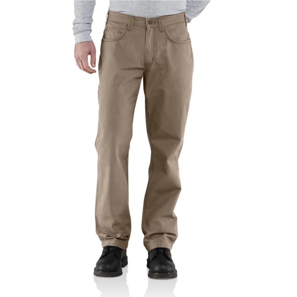 CARHARTT Men's Ripstop Cell Phone Pants - DESERT