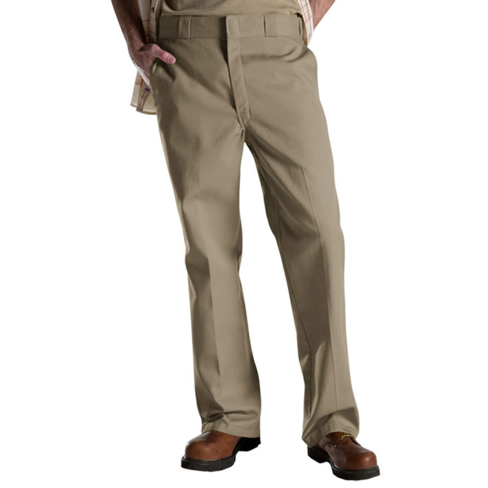 DICKIES Men's 874 Work Pants - KHAKI