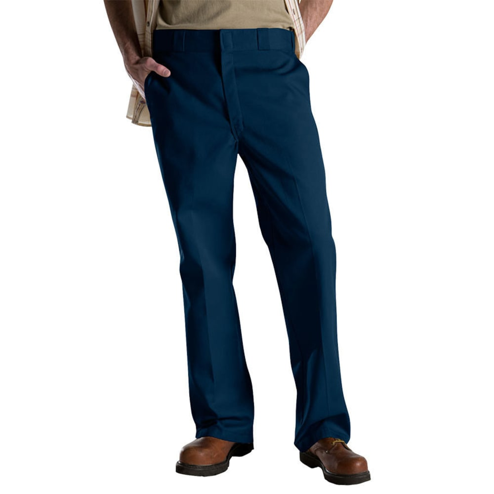 DICKIES Men's 874 Work Pants - NAVY