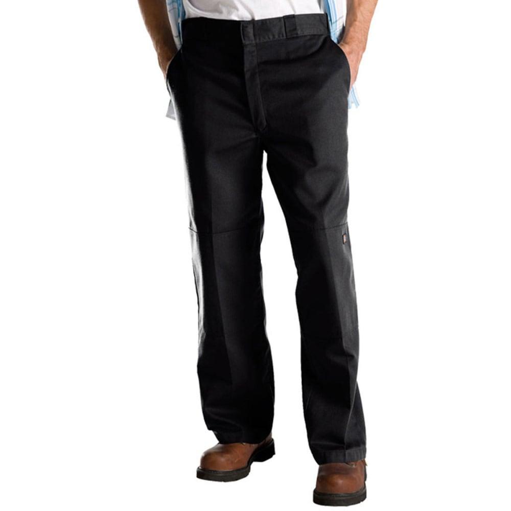 DICKIES Double-Knee Pants - BLACK
