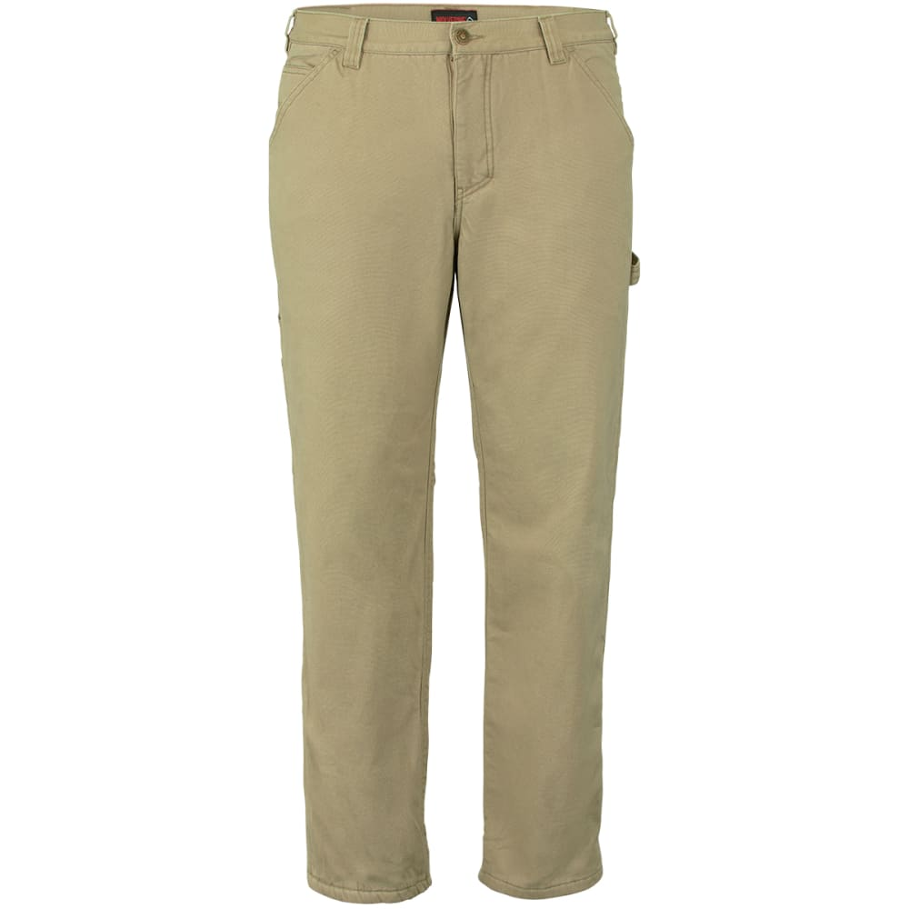 WOLVERINE Men's Hammer Loop Insulator Pants - KHAKI 236