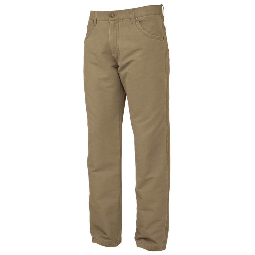 WOLVERINE Men's Mechanical Insulated Pants - SMOKEY BROWN/OLIVE