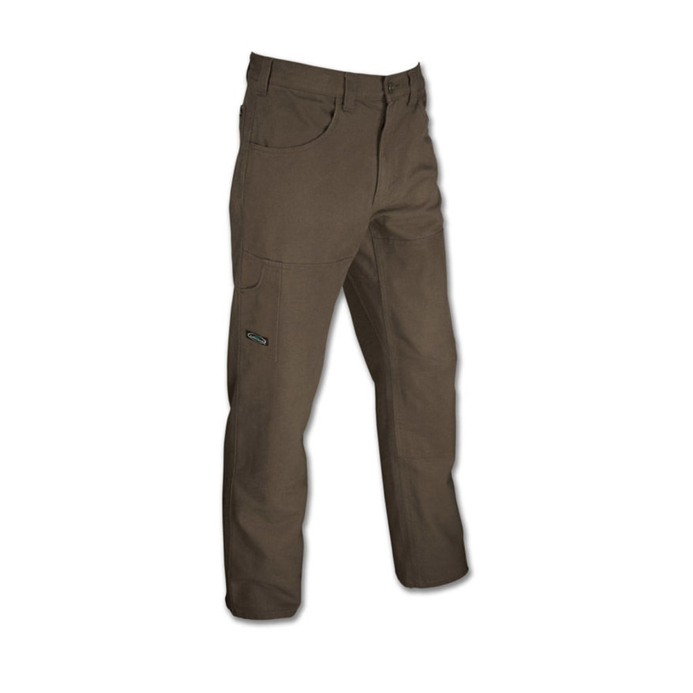 Arborwear Men's Original Tree Climbers' Pants - Brown, 42/30