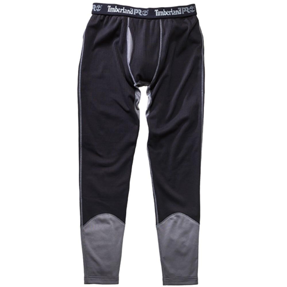 TIMBERLAND PRO Men's Skim Coat Thermal Performance Pants - JET BLACK
