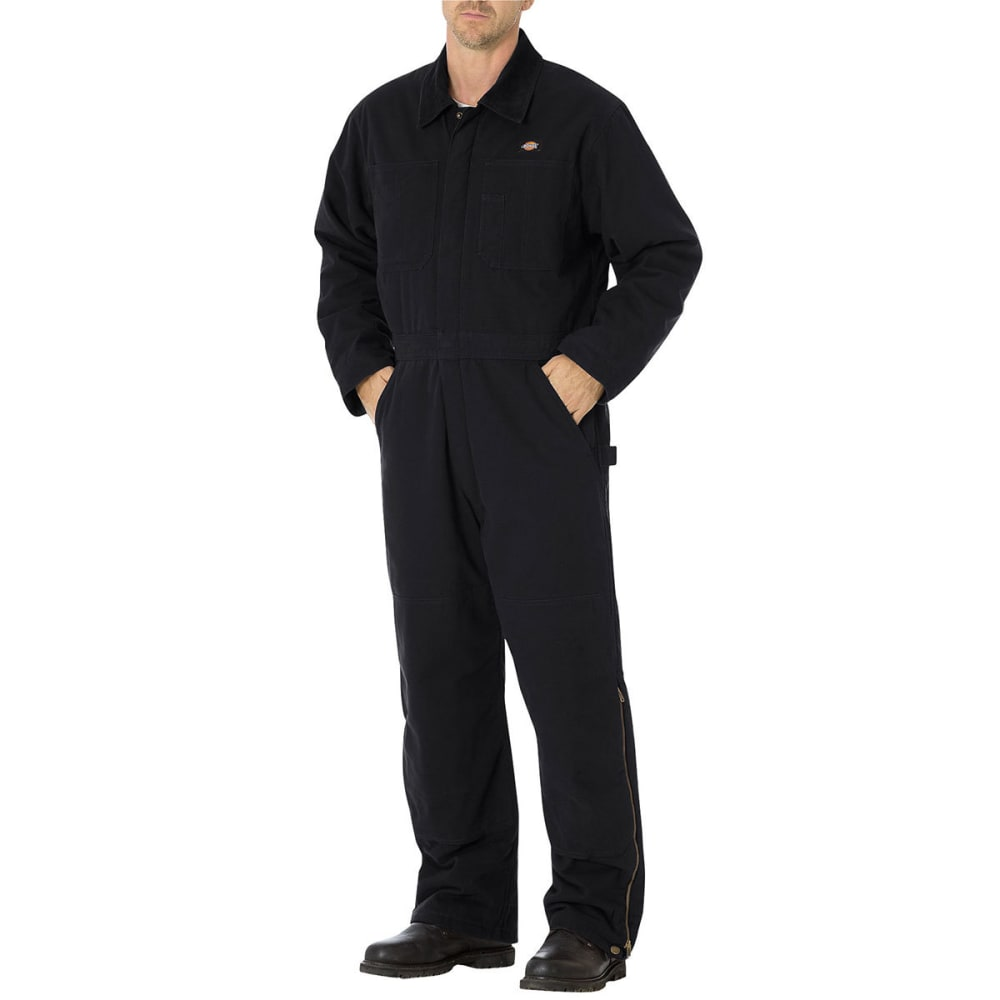 DICKIES Men's Sanded Duck Insulated Coveralls 2XL/30