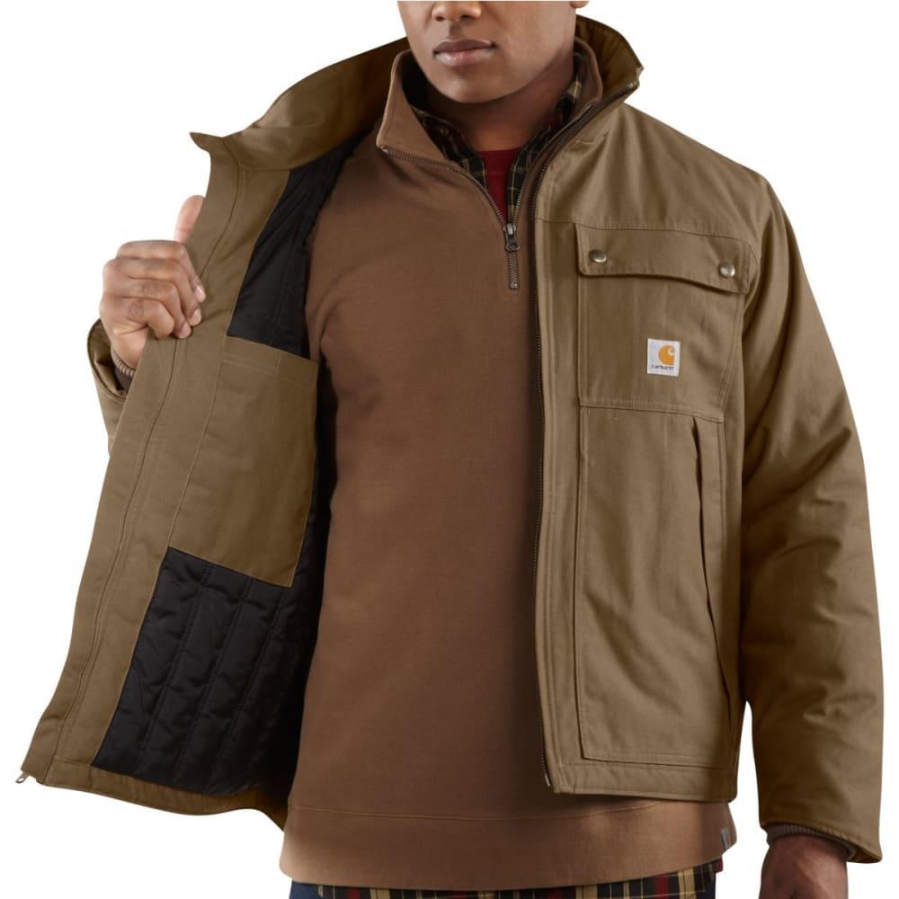 CARHARTT Men's Quick Duck Jefferson Traditional Jacket - CANBRN 908